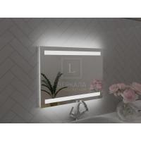 Зеркало с подсветкой для ванной комнаты Парма 150х100 см