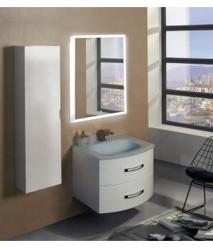 Зеркало в ванную с подсветкой Моретто 50х70 (500х700)